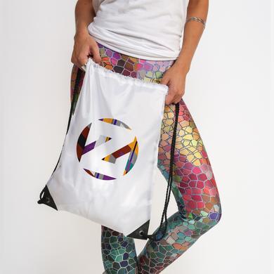 ZEDD 'Circle Z' Drawstring Bag