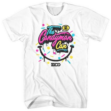 ZEDD 'Candyman' Long Tail T-Shirt // Unisex