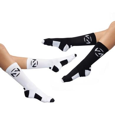 ZEDD 'Circle Z' Socks // 2- Pack