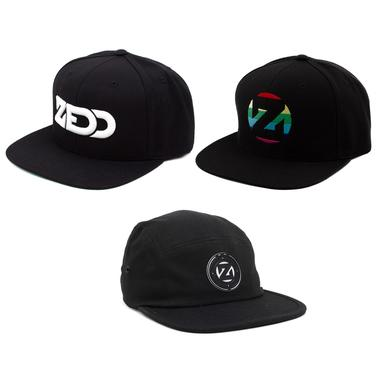 ZEDD 'Hat Trick' 3 Hat Bundle