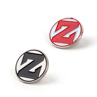 ZEDD 'Circle Z' Enamel Pin