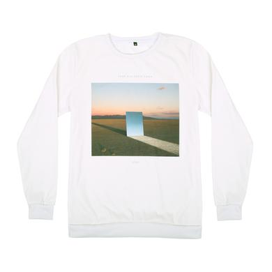 ZEDD 'Stay' Cut & Sew Crewneck Sweater