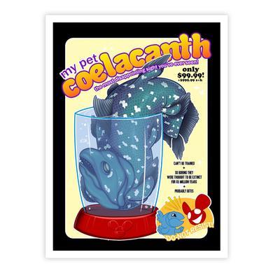 deadmau5 - Pet Fish Art Print