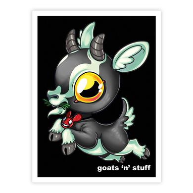 deadmau5 - Goat Art Print
