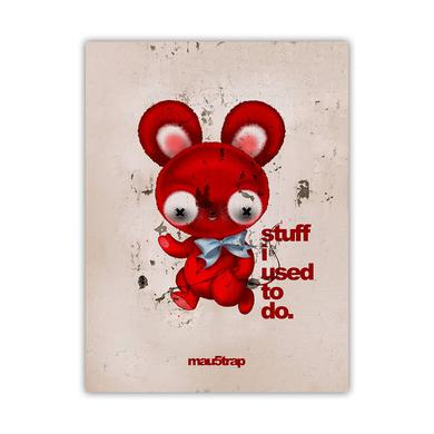 deadmau5 - Stuff I Used To Do Poster