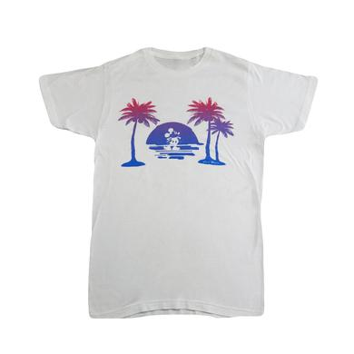 Coast Modern White Mouse Tee