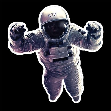 Avenged Sevenfold Spaceman Sticker