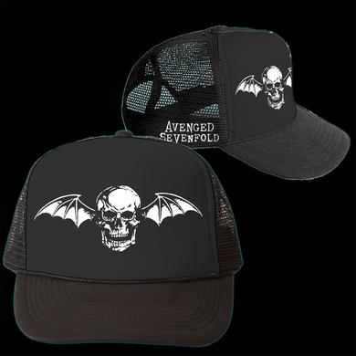 Avenged Sevenfold Deathbat Trucker Hat