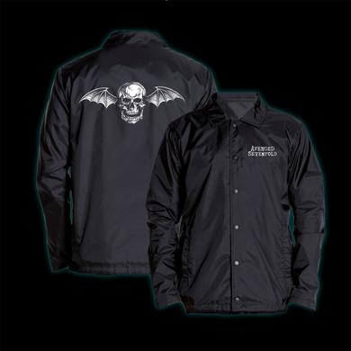 Avenged Sevenfold Deathbat coaches jacket