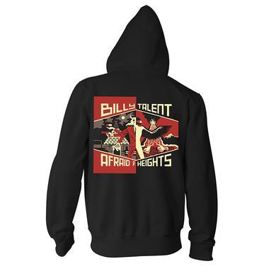 Billy Talent Afraid of Heights Hoodie
