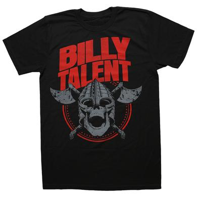 Billy Talent Skull and Axe Tee