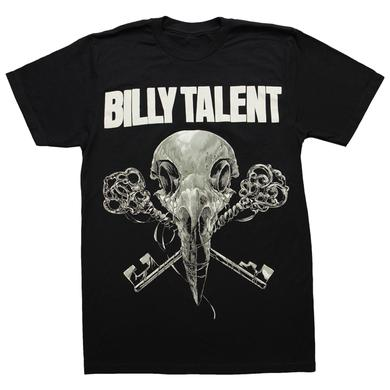 Billy Talent Key Tee