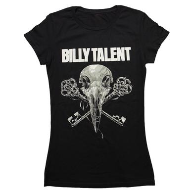 Billy Talent Ladies Key Tee
