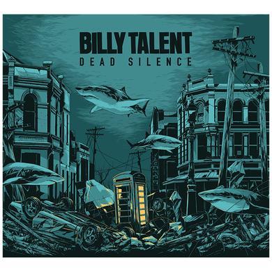 Billy Talent Dead Silence Vinyl
