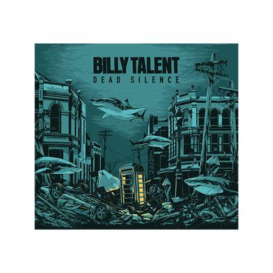 Billy Talent Dead Silence CD