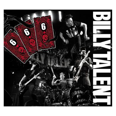 Billy Talent 666 Live DVD and CD