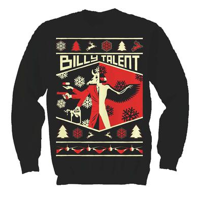 Billy Talent Holiday Sweater