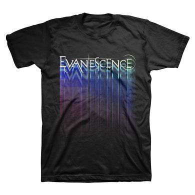 Evanescence Repeat Logo Tour Tee