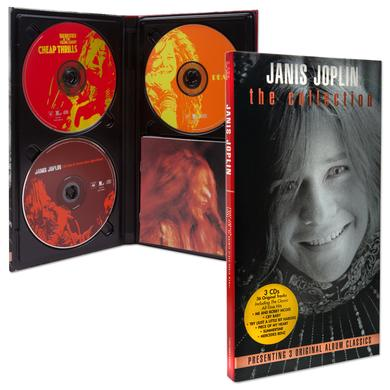 Janis Joplin - 3 CD Box Set