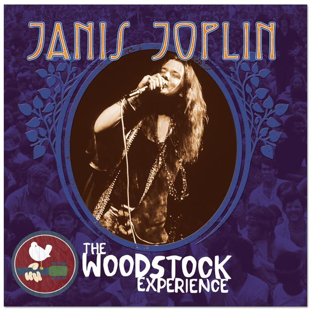 Janis Joplin - The Woodstock Experience CD
