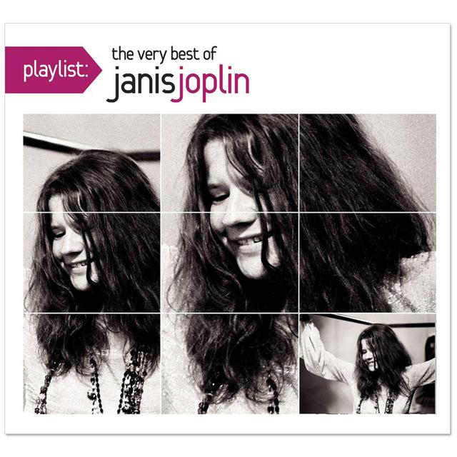 Janis Joplin - The Very Best of Janis Joplin CD