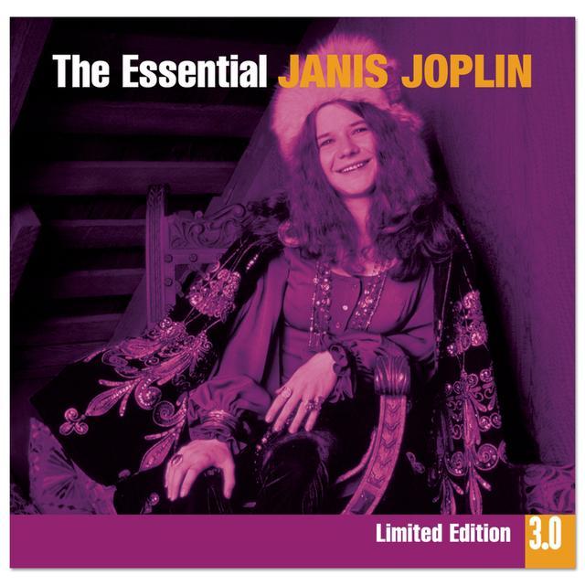 Janis Joplin - The Essential Janis Joplin 3.0 CD