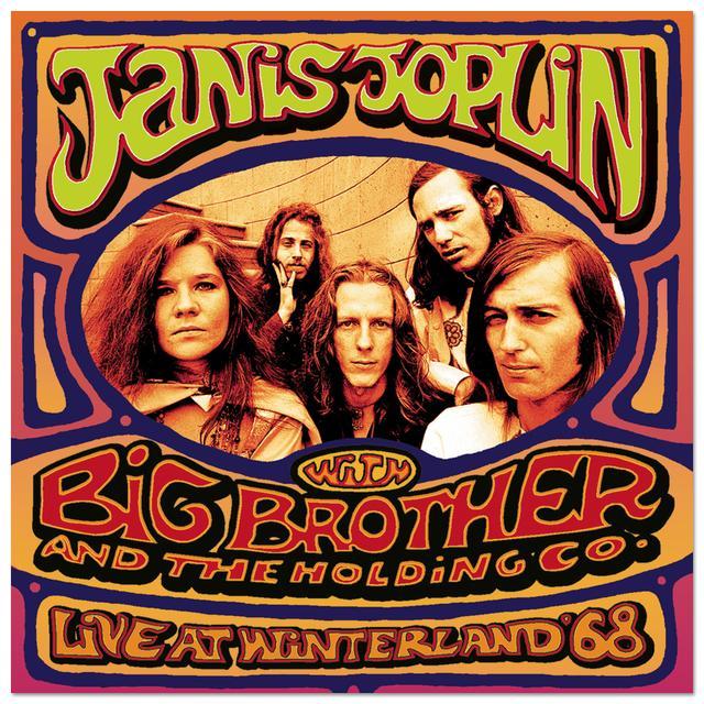 Janis Joplin - Live at Winterland '68 CD