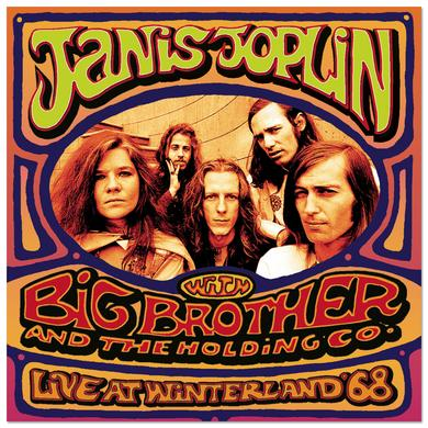 Janis Joplin - Live at Winterland '68 CD