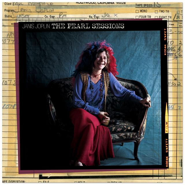 Janis Joplin The Pearl Sessions CD