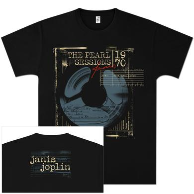 Janis Joplin Vintage Tape T-Shirt