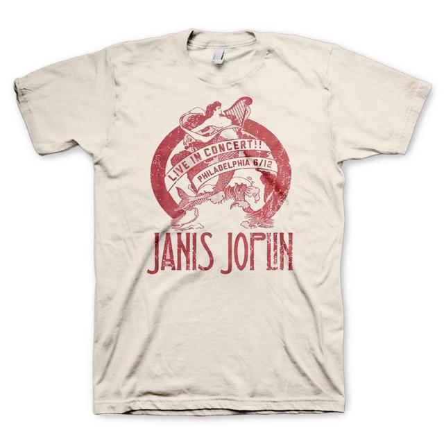 Janis Joplin Freedom Hall T-Shirt