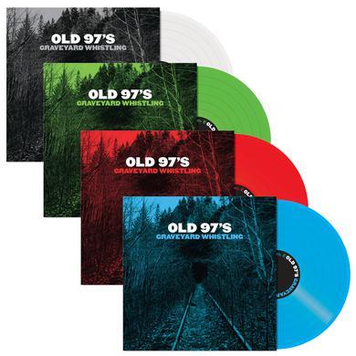 Old 97's Old 97's Graveyard Whistling PRE-ORDER – 4-pack Vinyl