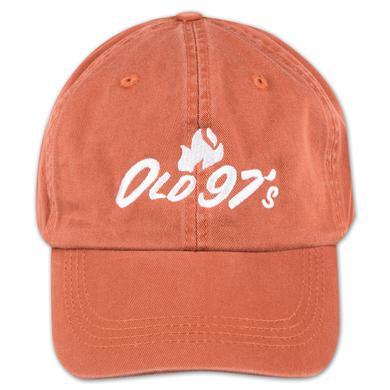 Old 97s Flame Hat - Burnt Orange