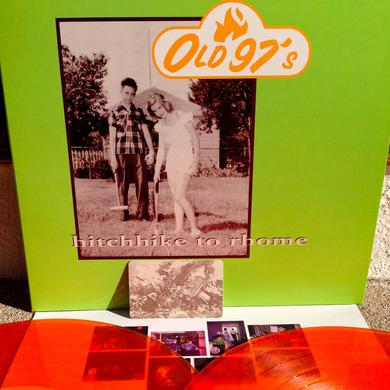 Old 97s Hitchhike to Rhome Reissue 2-LP Set (Vinyl)