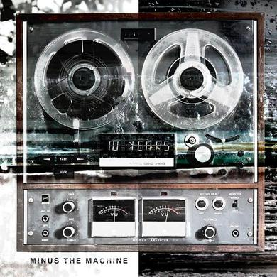 10 Years Minus The Machine CD