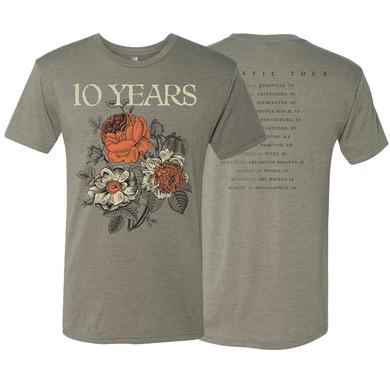 10 Years Acoustic Tour Tee