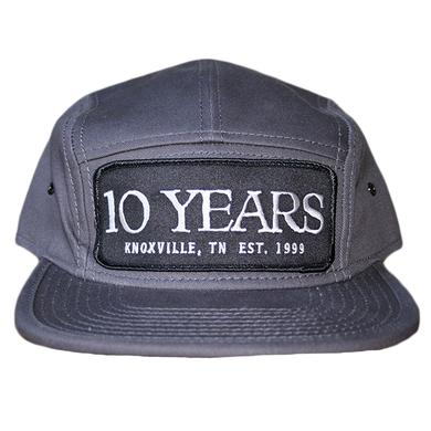 10 Years 5 Panel Hat