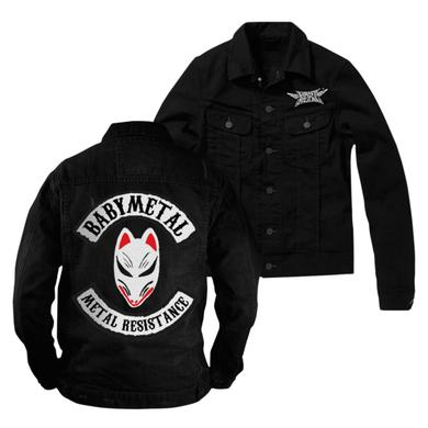 BABYMETAL Metal Resistance Denim Jacket