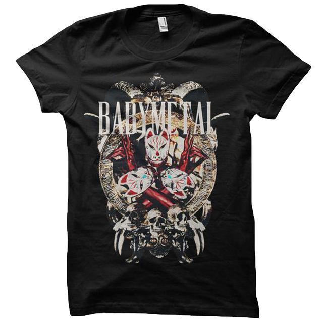 BABYMETAL 3 Cats Tee
