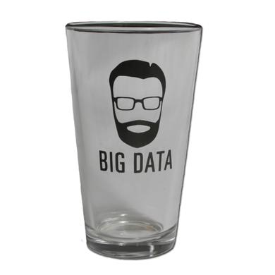 Big Data Pint Glass