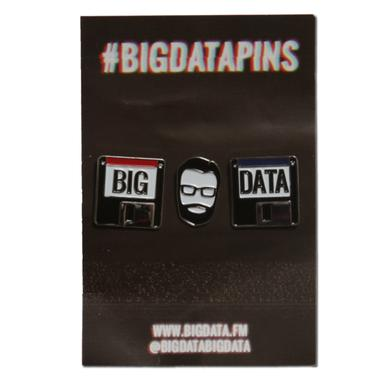 Big Data Pin Pack