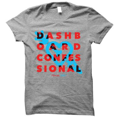 Dashboard Confessional Transparent Tee