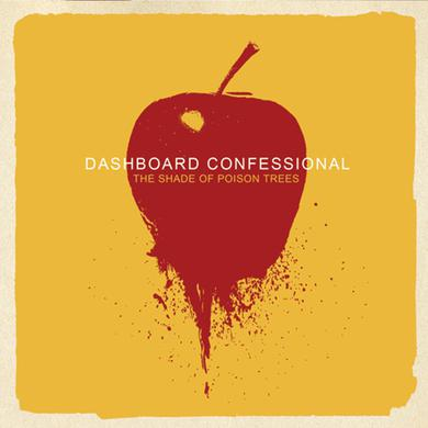 Dashboard Confessional Shade of Poison Trees CD