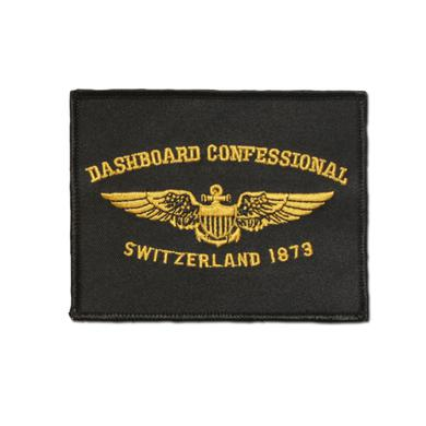 Dashboard Confessional DC Swiss Patch