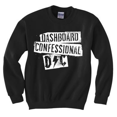 Dashboard Confessional Scraps Crewneck
