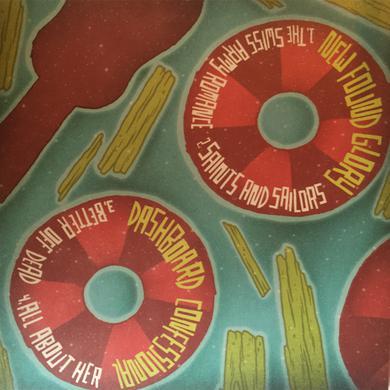 """Dashboard Confessional x New Found Glory Split 7"""""""