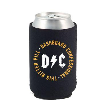 Dashboard Confessional Bitter Pill Koozie