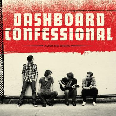 Dashboard Confessional Alter The Ending CD