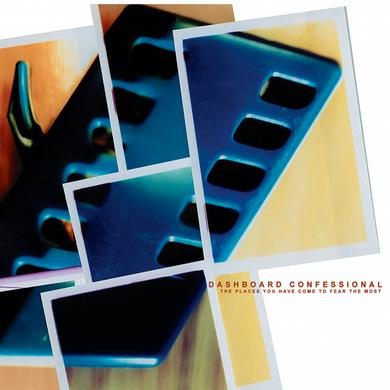 Dashboard Confessional The Places You Have Come To Fear The Most CD