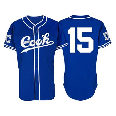 David Cook Custom Baseball Jersey